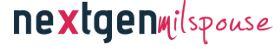 Nextgen milspouse logo