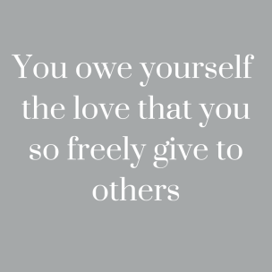 quote about self care